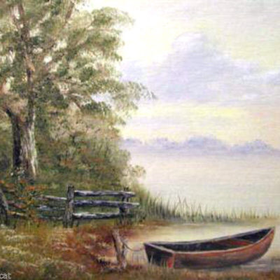 abandoned-rowboat-by-helen-emery-original-oil