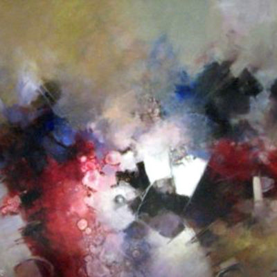 abstract-in-red-blue-and-white-by-eugenio-original-oil