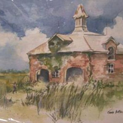 adobe-church-by-carole-heffner-watercolor