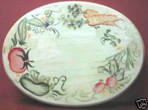 antiqued-vegetable-plate-by-h-emery-handpainted-on-wood
