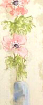april-by-merle-izard-flowers-in-vase-rare
