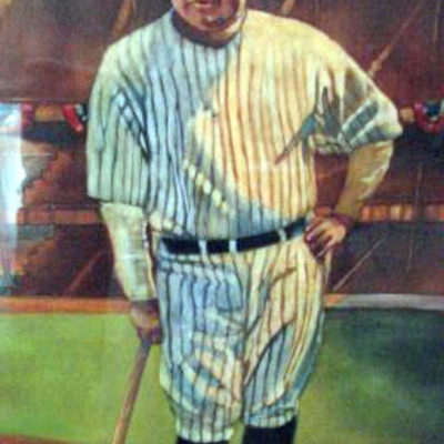 babe-ruth-by-jeff-jamison-baseball-original-oil