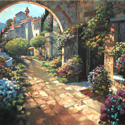 beyond-garden-wall-by-howard-behrens-print-on-canvas