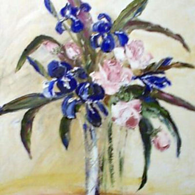 blue-and-mauve-flowers-i-by-malenda-trick-chandler-oil