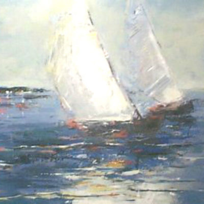 blue-passage-by-anton-weiss-original-oil-signed-sail-boat-impressionism