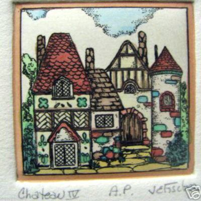 chateau-iv-by-j-e-fischer-mini-handcolored-etching