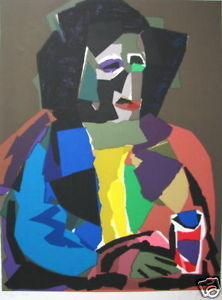 cubist-portrait-by-r-mesi-rare-limited-ed-abstract