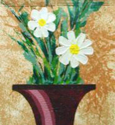 daisy-by-dean-hayes-1-1-mixed-media-flower-print