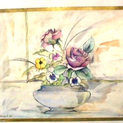 john-douglas-bouquet-xiii-original-mixed-media